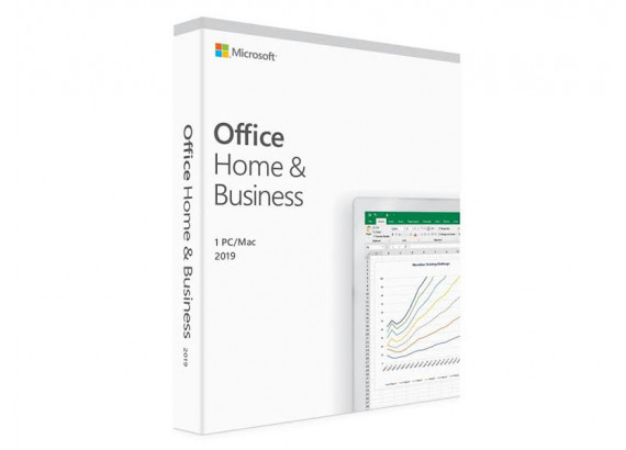 Microsoft Office Home and Business 2019 T5D-03301 Medialess