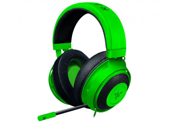 Razer Kraken Multi-Platform Wired Gaming Headset RZ04-02830200-R3M1 - Green