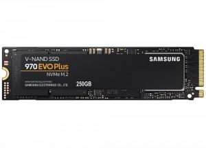 250GB Samsung MZ-V7S250BW 970 EVO Plus M.2 PCIe SSD (2280)