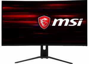MSI LCD CURVED PANEL 4K OPTIX MAG321CURV Monitor - Free Shipping In Australia