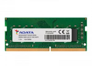 16GB (1x16GB) Adata AD4S3200716G22-RGN So-Dimm RAM