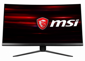 MSI LCD CURVED PANEL Frameless MAG241C Monitor - Free Shipping In Australia