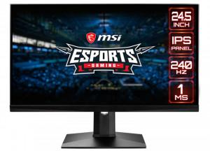 MSI G-SYNC Flat Panel RGB MAG251RX Monitor - Free Shipping in Australia