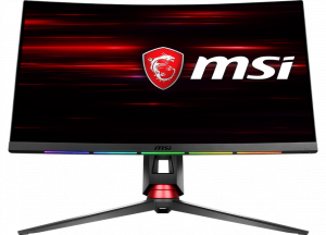 MSI LCD CURVED PANEL RGB Frameless OPTIX MPG27CQ - Free Shipping In Australia
