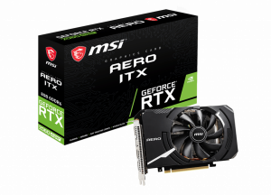MSI GeForce RTX 2060 SUPER AERO ITX 8GB - Free Shipping In Australia