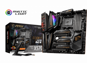 MSI MEG X570 ACE MOTHERBOARD - Free Shipping In Australia